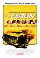 Hit and Run movie poster (2012) picture MOV_a92e08c9