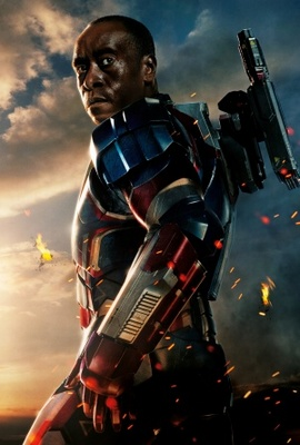 Iron Man 3 movie poster (2013) poster MOV_a933431e