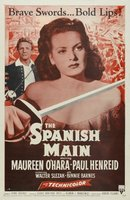 The Spanish Main movie poster (1945) picture MOV_a9342a83