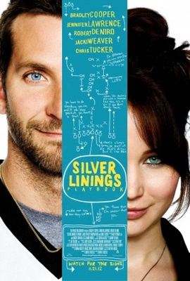 Silver Linings Playbook movie poster (2012) poster MOV_a934ccba