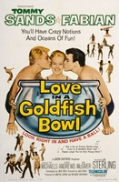 Love in a Goldfish Bowl movie poster (1961) picture MOV_a935509b