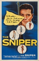 The Sniper movie poster (1952) picture MOV_a9364cb7