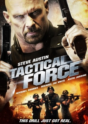 Tactical Force movie poster (2011) poster MOV_a93c14f2