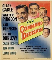 Command Decision movie poster (1948) picture MOV_a94944e6