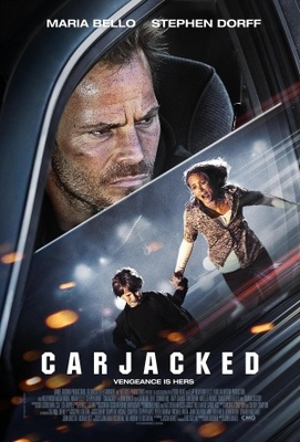Carjacked movie poster (2011) poster MOV_a94c5d79