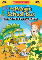The Magic School Bus movie poster (1994) picture MOV_c0d25a90