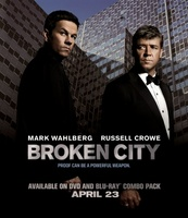 Broken City movie poster (2013) picture MOV_cafe6d72
