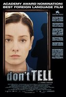 Don't Tell movie poster (2005) picture MOV_a9632d13