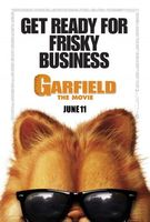 Garfield movie poster (2004) picture MOV_a963ad48