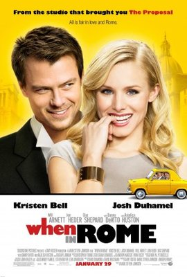When in Rome movie poster (2010) poster MOV_a96656ee