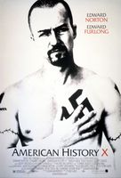 American History X movie poster (1998) picture MOV_0930115b