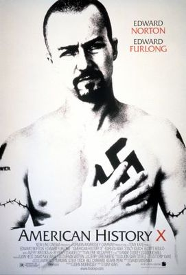 American History X movie poster (1998) poster MOV_a96974a4