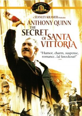 The Secret of Santa Vittoria movie poster (1969) poster MOV_a96eadca