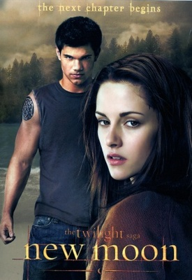 The Twilight Saga: New Moon movie poster (2009) poster MOV_a9705996