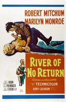 River of No Return movie poster (1954) picture MOV_a973420d