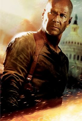 Live Free or Die Hard movie poster (2007) poster MOV_a974ba86