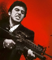 Scarface movie poster (1983) picture MOV_a97cb748