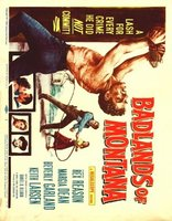 Badlands of Montana movie poster (1957) picture MOV_a97d6ebe