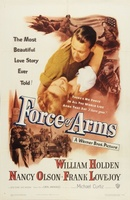 Force of Arms movie poster (1951) picture MOV_a97f031f