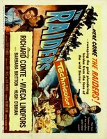 The Raiders movie poster (1952) picture MOV_a9837f58