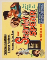 The Scarlet Spear movie poster (1954) picture MOV_a9846d61