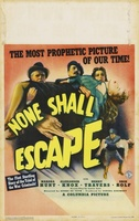 None Shall Escape movie poster (1944) picture MOV_a985bbb7