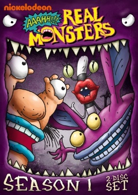 Aaahh!!! Real Monsters movie poster (1994) poster MOV_a98ba565