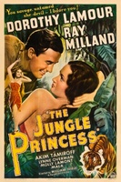 The Jungle Princess movie poster (1936) picture MOV_a98efb31