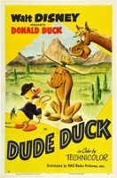 Dude Duck movie poster (1951) picture MOV_a9912b31