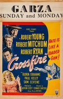 Crossfire movie poster (1947) picture MOV_a9931a6f