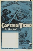 Captain Video, Master of the Stratosphere movie poster (1951) picture MOV_a9958483