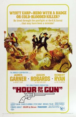 Hour of the Gun movie poster (1967) poster MOV_a995ee4f