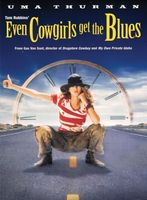 Even Cowgirls Get the Blues movie poster (1993) picture MOV_a9973370