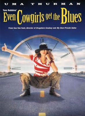 Even Cowgirls Get the Blues movie poster (1993) poster MOV_a9973370