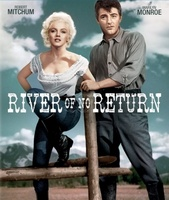 River of No Return movie poster (1954) picture MOV_a998d6e5