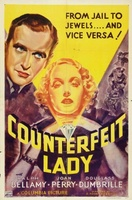 Counterfeit Lady movie poster (1936) picture MOV_a99e5798