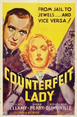 Counterfeit Lady movie poster (1936) poster MOV_a99e5798