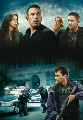 The Town movie poster (2010) poster MOV_a9a1a9eb