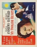 My Foolish Heart movie poster (1949) picture MOV_a9a390dc