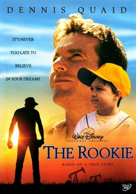 The Rookie movie poster (2002) poster MOV_a9a797e5