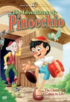 The Adventures of Pinocchio movie poster (1984) picture MOV_a9aad9a7