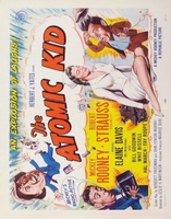 The Atomic Kid movie poster (1954) picture MOV_a9b1c2c2