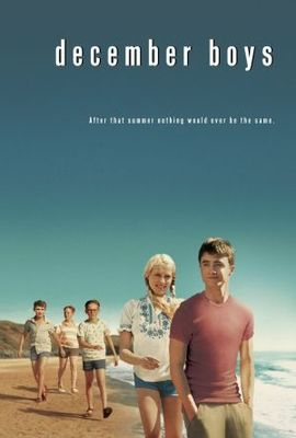 December Boys movie poster (2007) poster MOV_a9b4b6b1