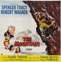 The Mountain movie poster (1956) picture MOV_a9b758c1