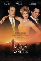 The Bonfire Of The Vanities movie poster (1990) picture MOV_a9bac604