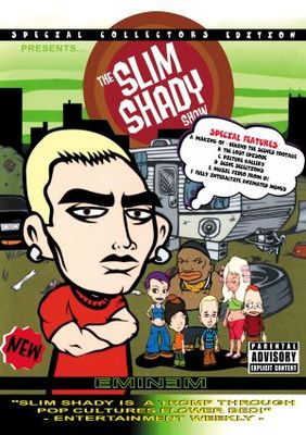 The Slim Shady Show movie poster (2001) poster MOV_a9bb6cdc
