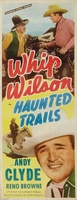 Haunted Trails movie poster (1949) picture MOV_a9bd8d4f