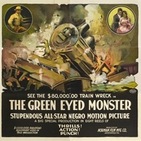 The Green-Eyed Monster movie poster (1919) picture MOV_a9bdf98c