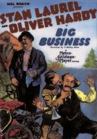 Big Business movie poster (1929) picture MOV_a9c9528a