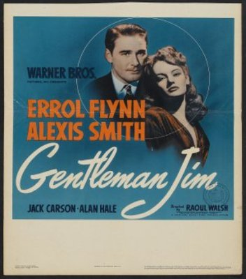 Gentleman Jim movie poster (1942) poster MOV_a9d38fc5